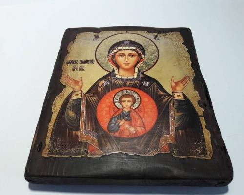 Икона Божьей Матери Знамение –  Магазин Икон | Фотография 2