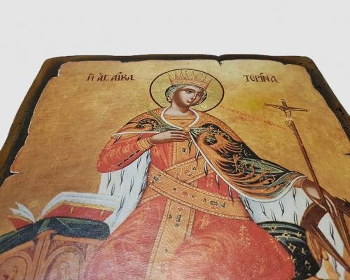 Икона Святой великомученицы Екатерины –  Магазин Икон | Фотография 8