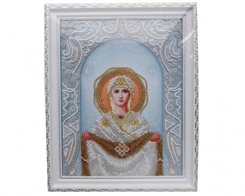 Иконы бисером Покрова Богородицы –  Магазин Икон | Фотография 3