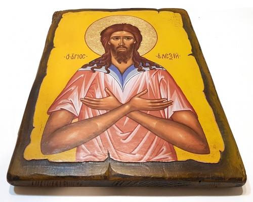 Икона Святого Алексия человека Божьего