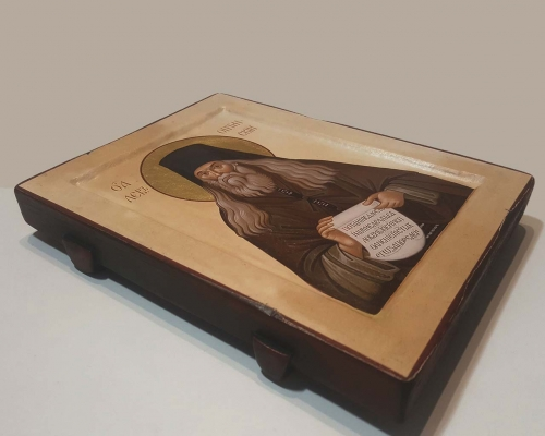 Икона Святого Льва Оптинского –  Магазин Икон | Фотография 3