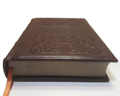 Библия в кожанном переплете –  Магазин Икон | Фотография 4