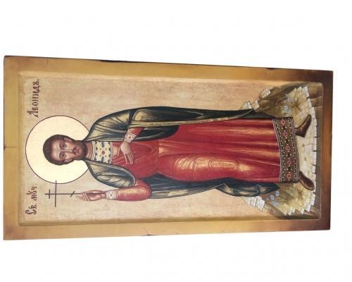 Икона Святого мученика Леонида –  Магазин Икон | Фотография 4