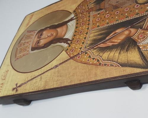 Икона Святой Тамары Покровительницы –  Магазин Икон | Фотография 3
