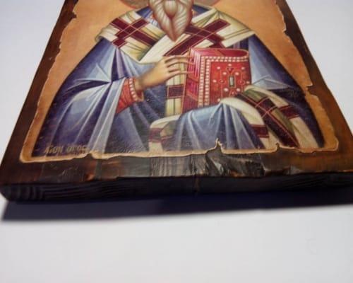 Икона Святого Ипатия Ганргского