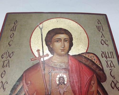 Икона Святого Евстафия