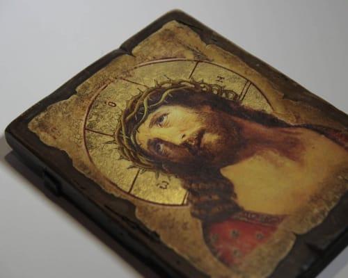 Ікона Спасителя в терновому вінці