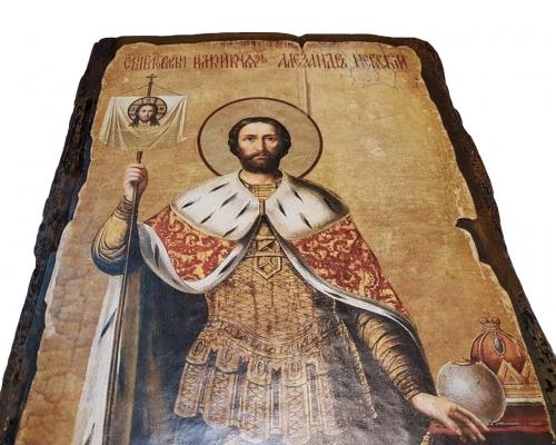 Икона Святого Александра Невского –  Магазин Икон | Фотография 4