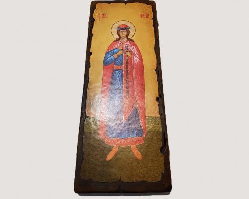 Мерная Икона Святого Давида –  Магазин Икон | Фотография 4