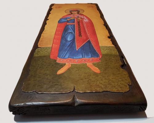 Мерная Икона Святого Давида –  Магазин Икон | Фотография 5