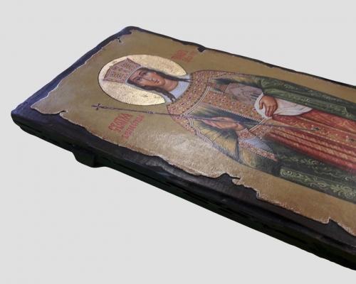 Мерная Икона Святой Тамары –  Магазин Икон | Фотография 3