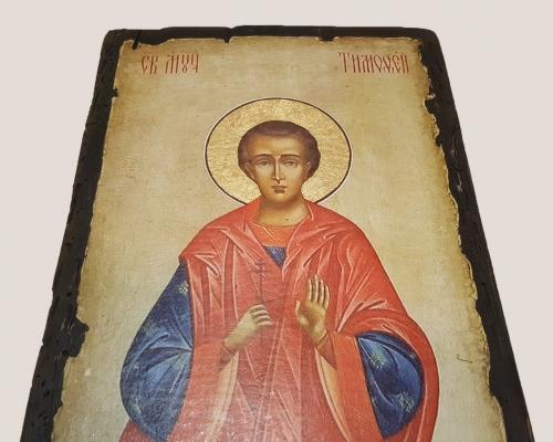 Мерная икона Тимофей Фиваидский –  Магазин Икон | Фотография 1