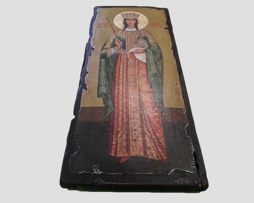 Мерная Икона Святой Тамары –  Магазин Икон | Фотография 4