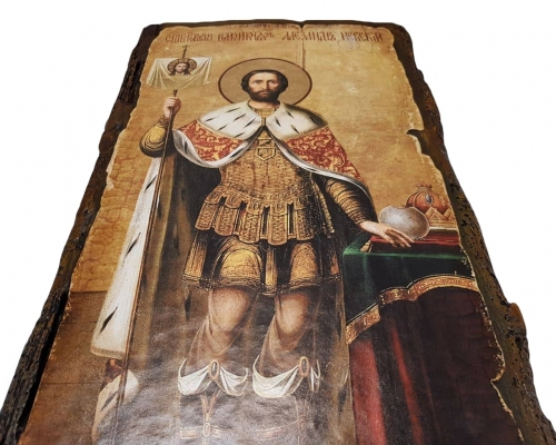 Икона Святого Александра Невского –  Магазин Икон | Фотография 5