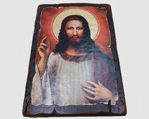 Икона Спасителя (Туринская Плащаница) –  Магазин Икон | Фотография 2