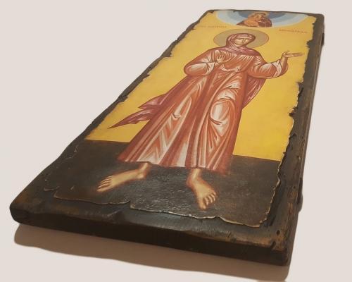 Ростовая икона святой блаженной Матроны Московской –  Магазин Икон | Фотография 7