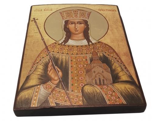 Икона Святой Тамары Покровительницы –  Магазин Икон | Фотография 4