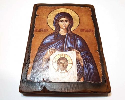 Икона Святой Вероники –  Магазин Икон | Фотография 4