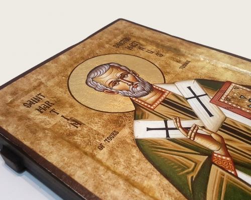 Икона Святителя Мартина –  Магазин Икон | Фотография 1