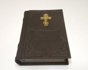 Священное Евангелие требное в кож. переплете –  Магазин Икон | Фотография 3
