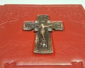 Священное Евангелие в кожанном переплете –  Магазин Икон | Фотография 11