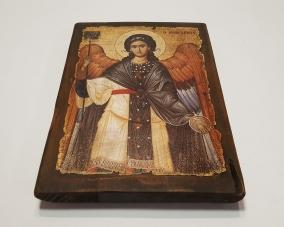 Ікона Архангела Гавриїла ручної роботи
