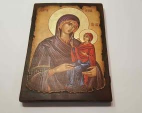 Икона Святой Анны