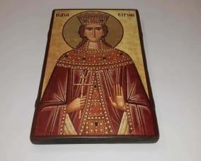 Ікони Святої Ірини ручної роботи