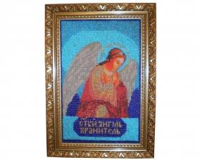 Иконы Ангел Хранитель бисером –  Магазин Икон | Фотография 1