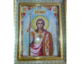 Иконы Архангела Михаила бисером –  Магазин Икон | Фотография 1