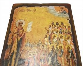 Боголюбская икона Божией Матери –  Магазин Икон | Фотография 4