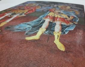 Икона Святых Феодора Стратилата  и Феодора Тирона –  Магазин Икон | Фотография 1