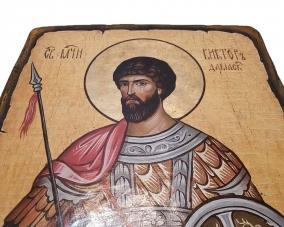Икона Святого Виктора