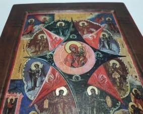 Икона Божьей Матери Неопалимая Купина