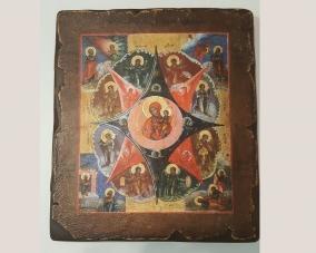 Икона Божьей Матери Неопалимая Купина –  Магазин Икон | Фотография 1