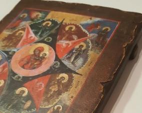 Икона Божьей Матери Неопалимая Купина –  Магазин Икон | Фотография 3