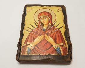 Икона Семистрельной Божьей Матери –  Магазин Икон | Фотография 1
