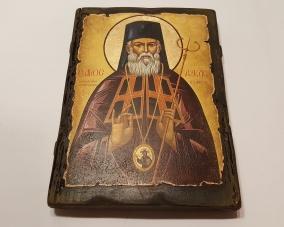 Икона Святой Лука Крымский ручной работы –  Магазин Икон | Фотография 5