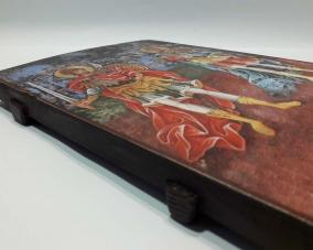 Икона Святых Феодора Стратилата  и Феодора Тирона –  Магазин Икон | Фотография 3