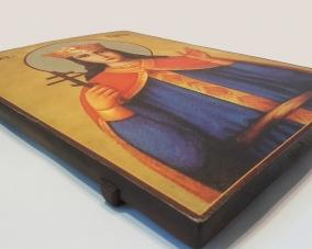 Икона Святой Ирины ручной работы –  Магазин Икон | Фотография 2