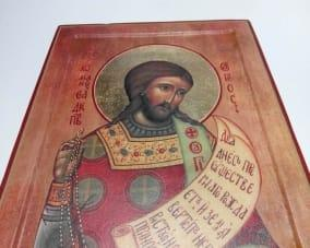 Икона Святого Романа