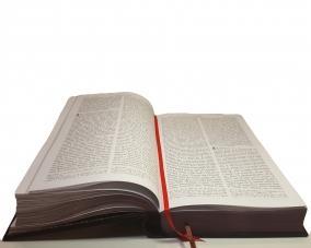 Библия в кожанном переплете + метал. вставка –  Магазин Икон | Фотография 5