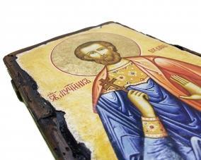 Икона Святого мученика Богдана –  Магазин Икон | Фотография 3