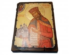 Икона князя Ярослава Мудрого