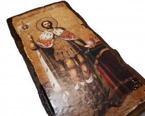 Икона Святого Александра Невского –  Магазин Икон | Фотография 2