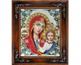 Ікони бісером Божа Мати