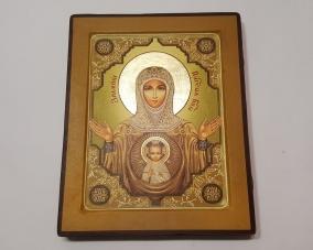 Икона Пресвятой Богородицы Знамение –  Магазин Икон | Фотография 2