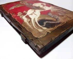 Ікона Георгія Переможця ручної роботи