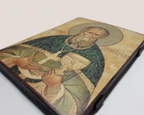 Икона Святого Иоанна Кронштадтского –  Магазин Икон | Фотография 8