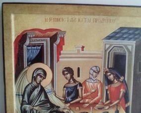 Икона Рождество Пресвятой Богородицы –  Магазин Икон | Фотография 4